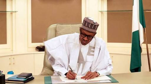 Buhari Signs Bill Granting Financial Autonomy To States Judiciary