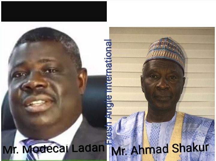 Ladan bows out as Shakur becomes Acting Director, DPR