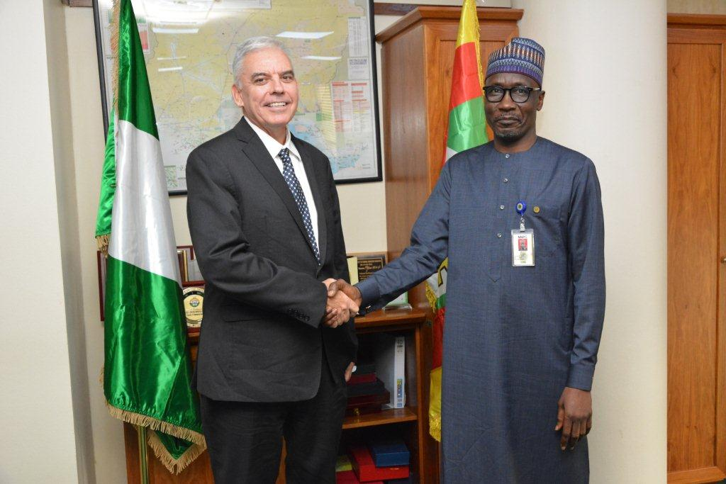 """Good Days Ahead Under Mele Kyari as GMD, NNPC''--Says ExxonMobil Chairman"