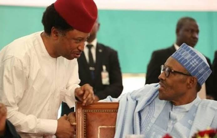 Presidency to el-Rufai: Buhari not in receipt of your letter 'to deal with Shehu Sani'