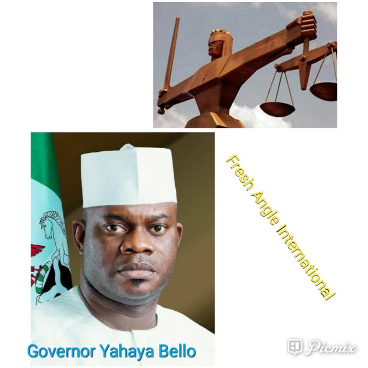 'You cannot remove CJ', Kogi High Court tellls Bello, Assembly