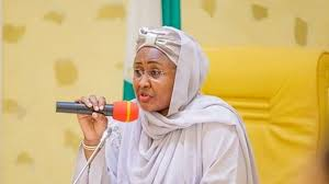 It's counterproductive to shutdown schools, while parents go to work- Aisha Buhari
