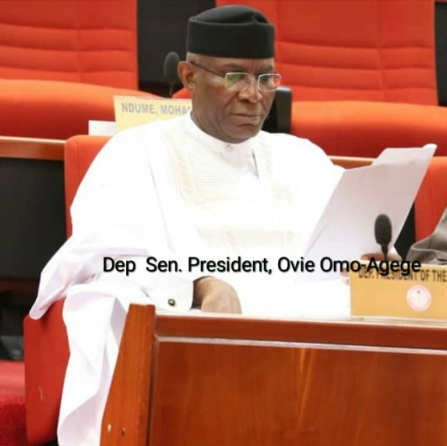 Just In: Omo-Agege disowns Facebook accounts