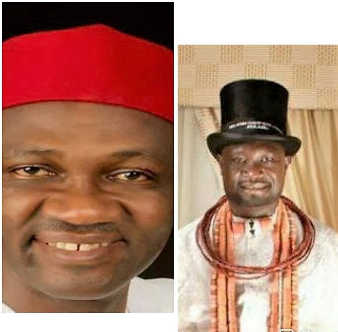 Ojougboh congratulates new Ologbotsere of Warri