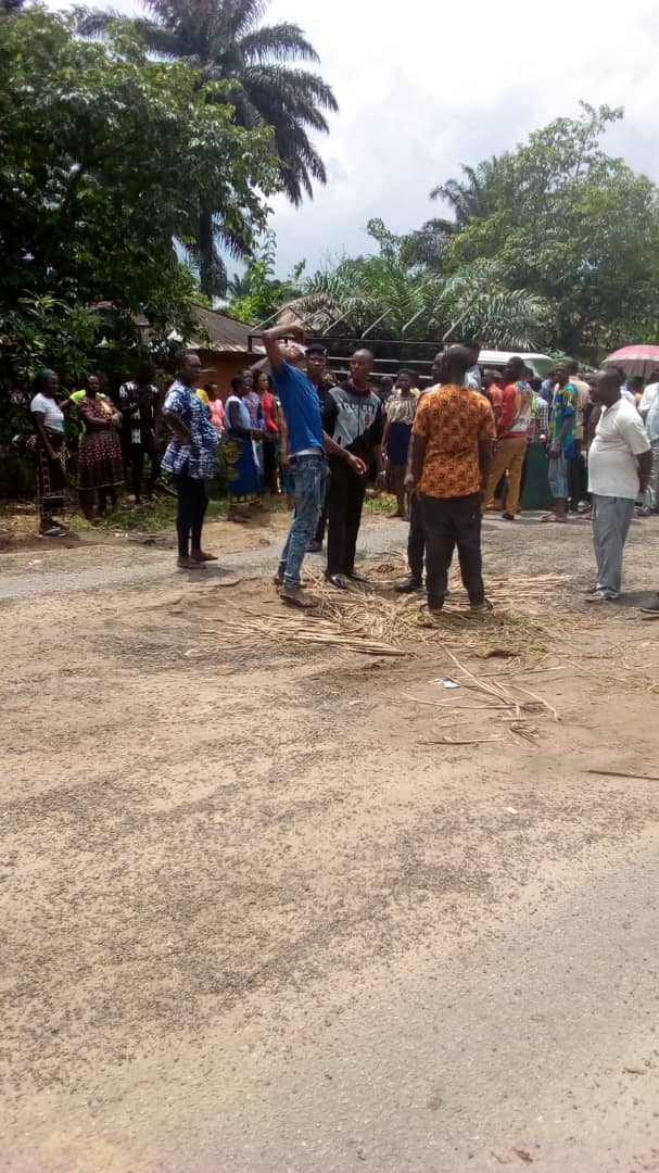Fighting broke out in Ughelli Unit over vote -buying