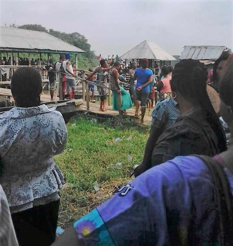 Tension in Ogbe-Ijoh as community youths hold 34 council staff hostage