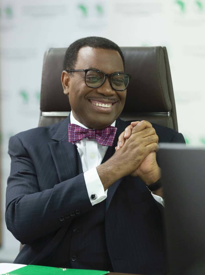 2020 posed great challenges - AfDB President, Adesina acknowledges