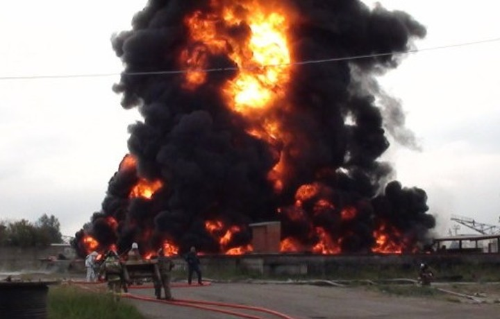 Ojumole Well 1 fire has been put out, says Chevron