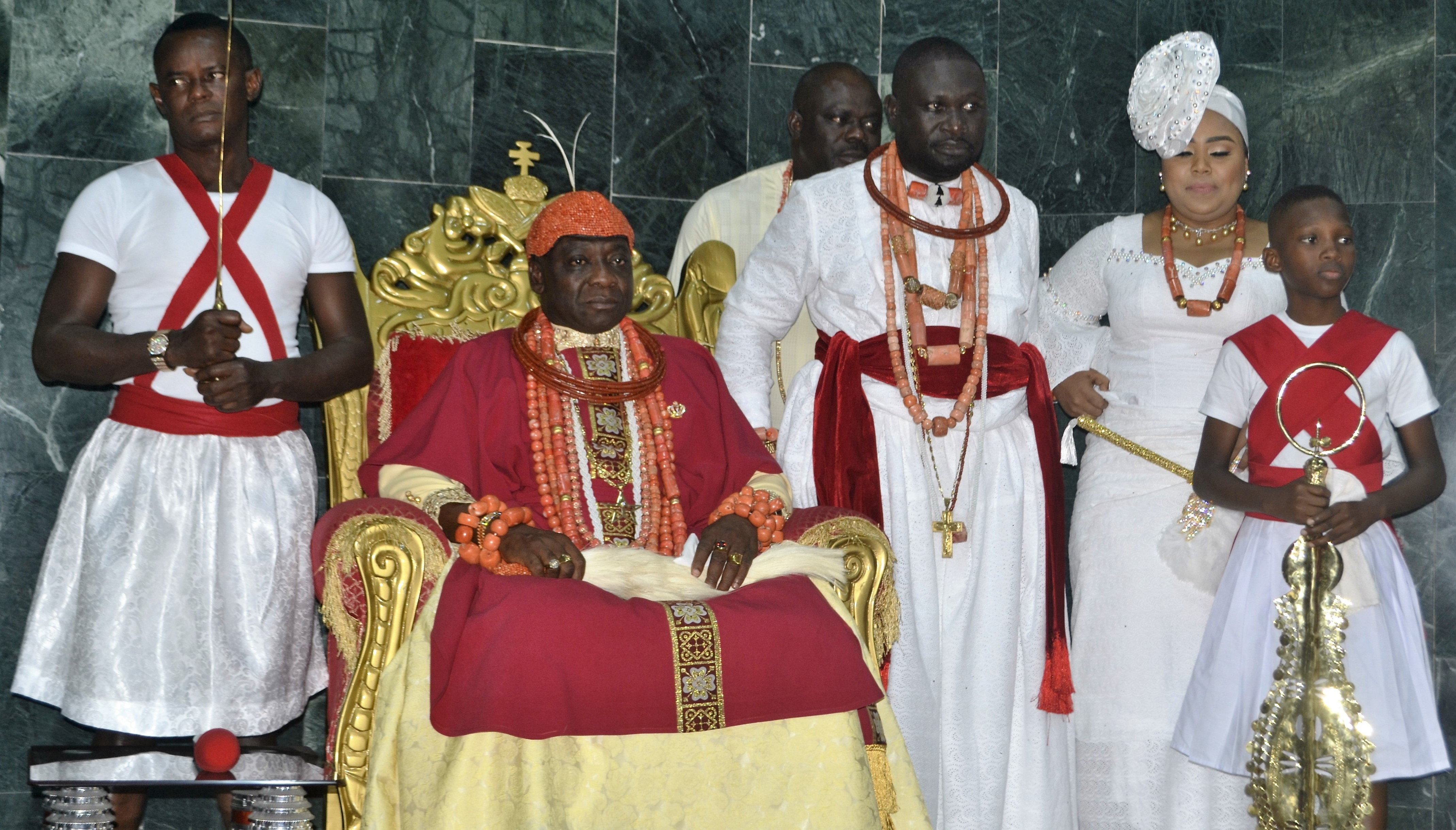 Ologbotsere: Nobody should be aggrieved, Olu of Warri advises
