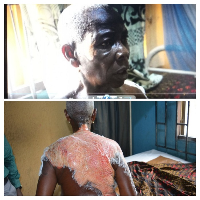 Warri: I was sleeping when the fire broke out, Octogenarian narrates