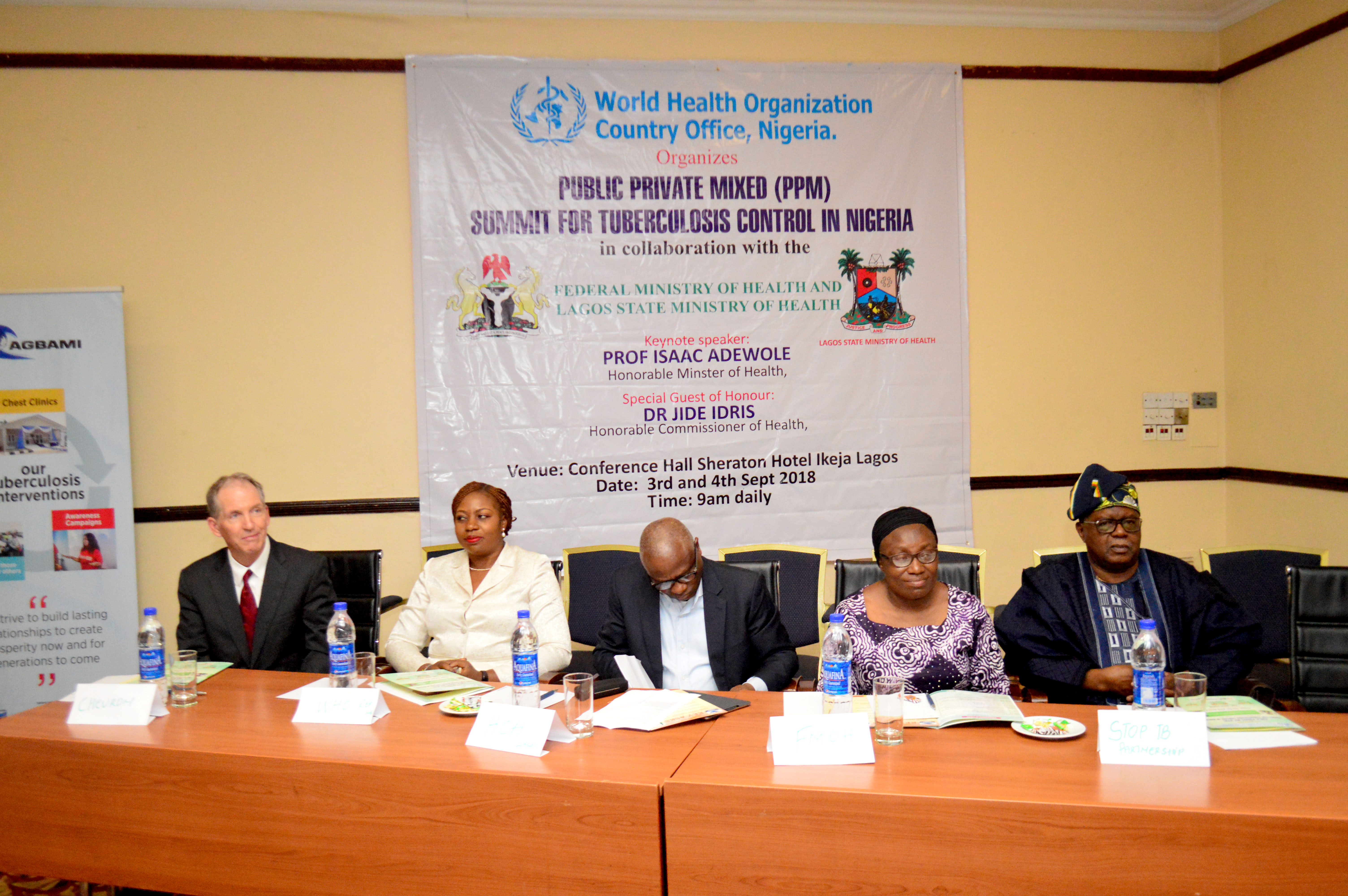 Agbami parties committed to  health care delivery in Nigeria