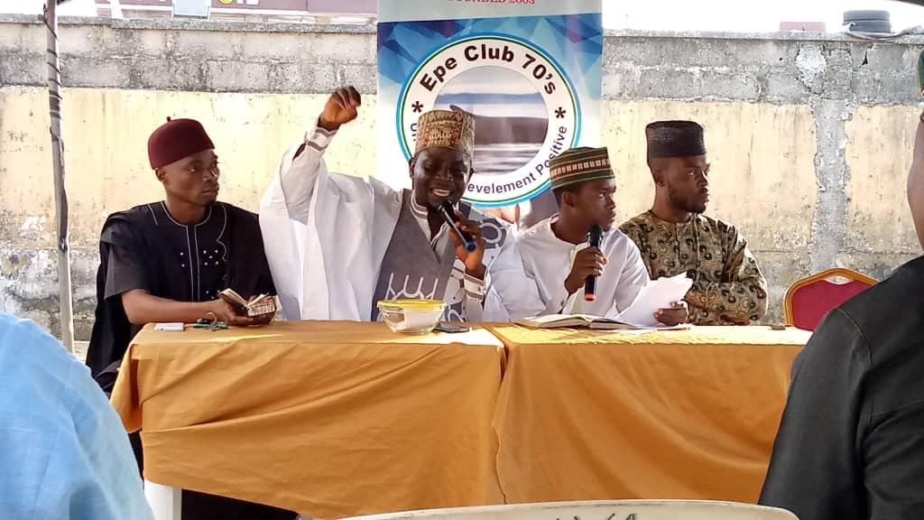 Ramadan 2021: Islamic Cleric Calls For Unity As Panacea -Freshangle News