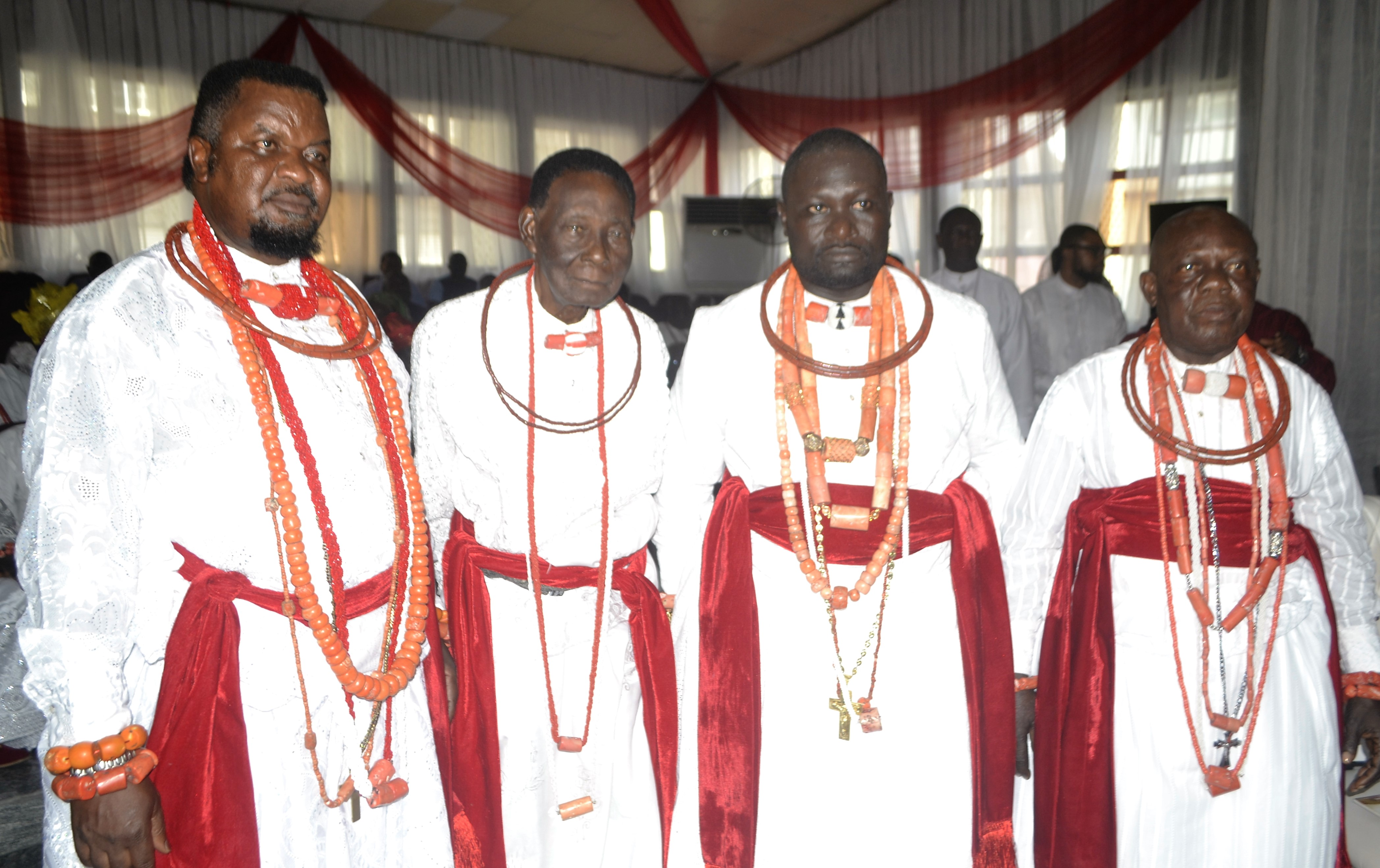 The Grand Installation of Chief Ayirimi Emami as Ologbotsere of Warri
