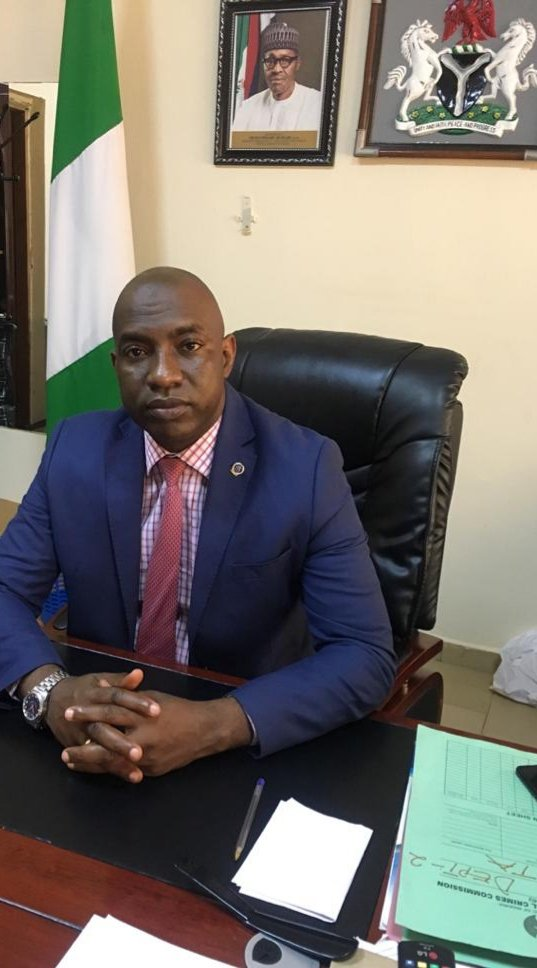 EFCC Port Harcourt Office gets New Zonal Head
