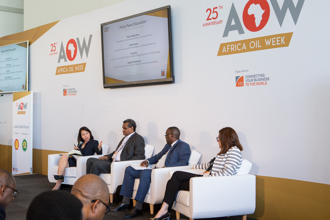 Oil Week successfully closes with a promising outlook for the Africa oil and gas industry