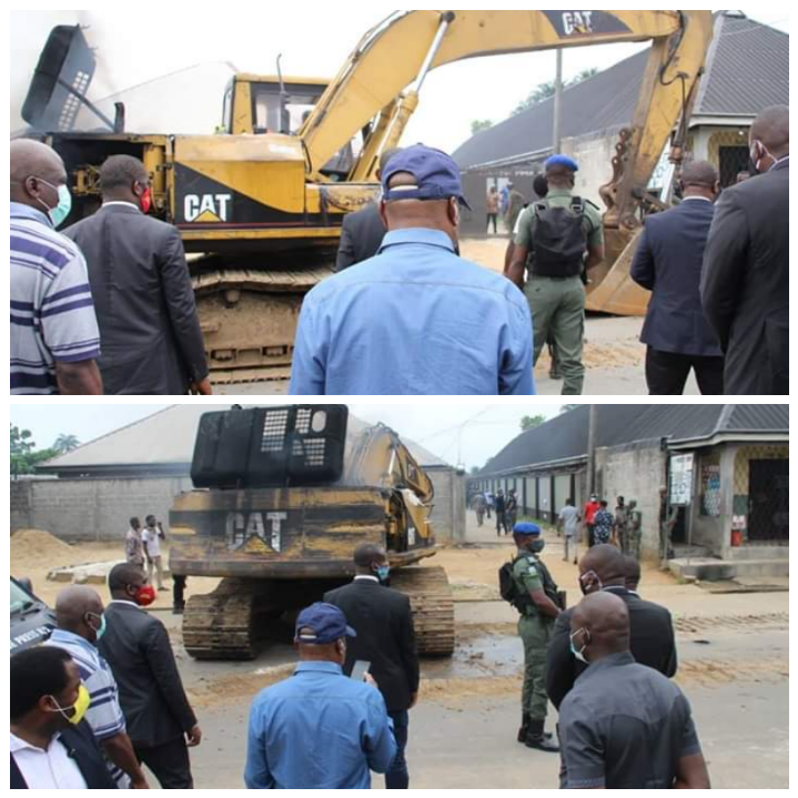 Breaking: SERAP condemns the reported demolition of Prodest Hotel by Gov Wike