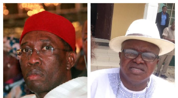 Why I floated Option A for Okowa- Oyibo