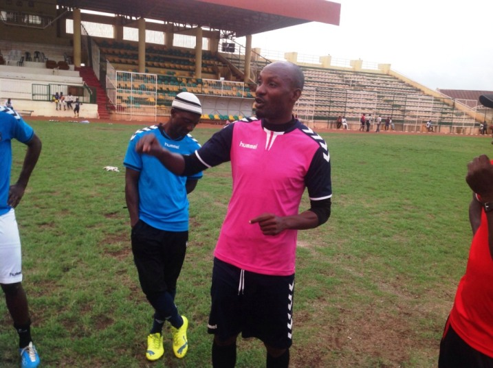 Abubakar upbeat ahead of Fufore cracker