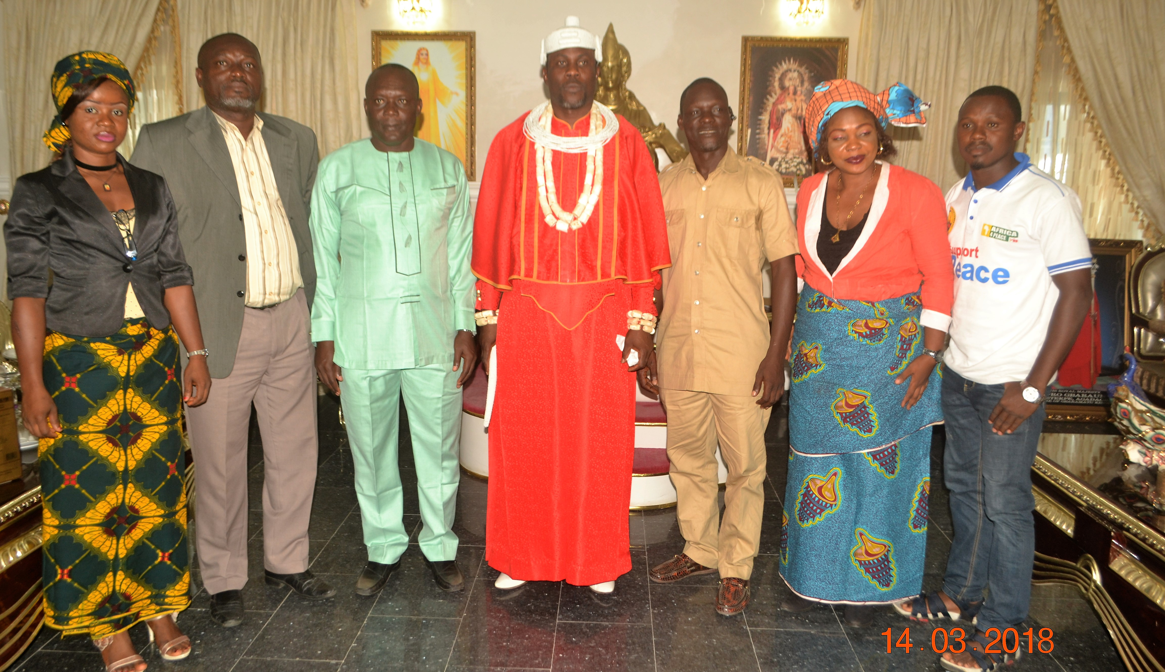 We are proud of you, Gbaramatu Monarch tells Mulade, CEPEJ
