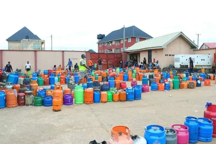 Over 1,000 Beneficiaries Emerge As Firm  Dispenses Free Cooking Gas To Abians