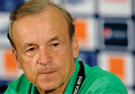 Exclusive: How Rohr turned 'Eagles' poor start against Argentina to victory