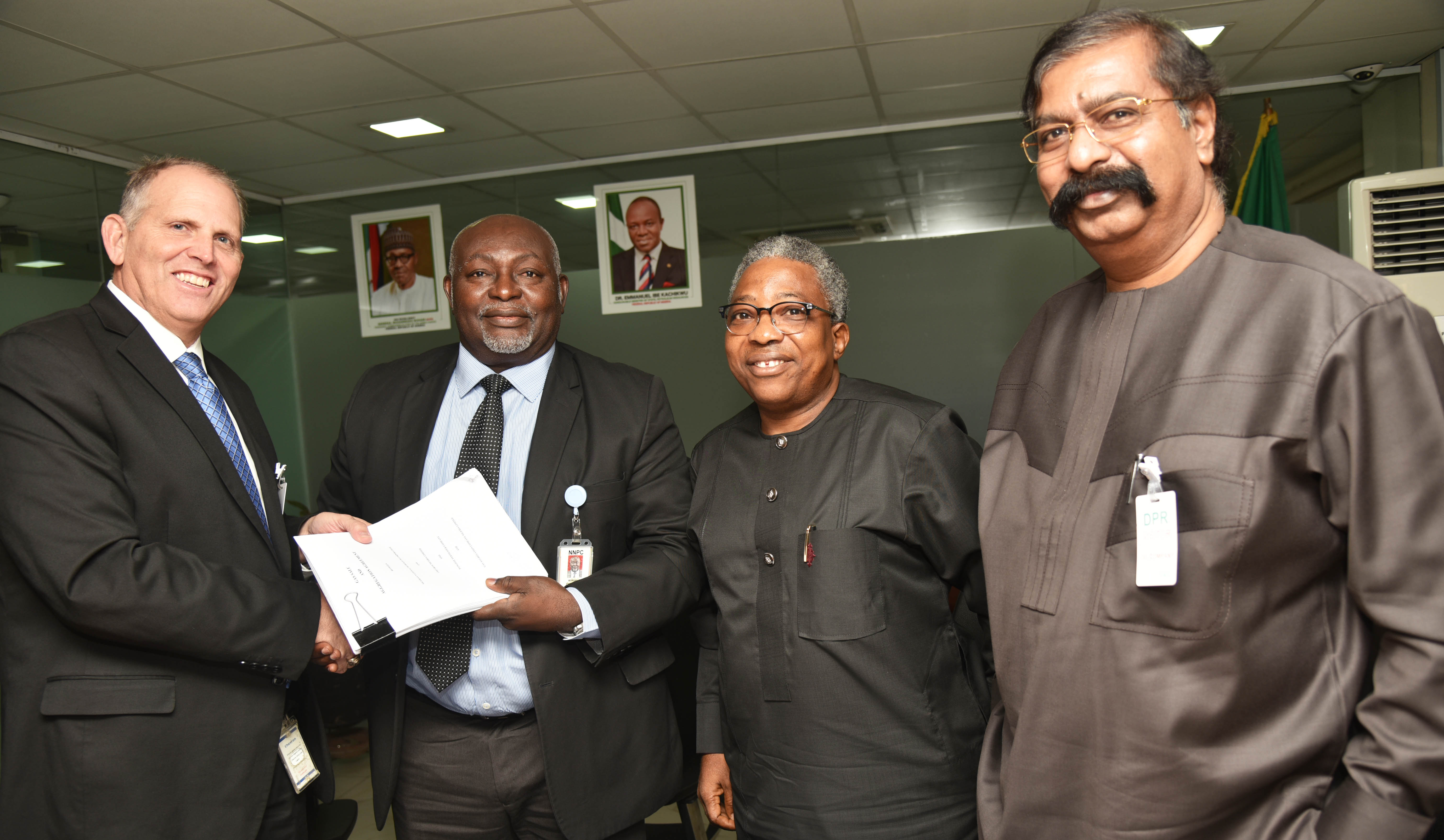NNPC, CNL sign Gas Sale and Aggregation Agreement with Dangote Fertilizer limited