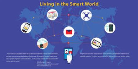 Living in smart world