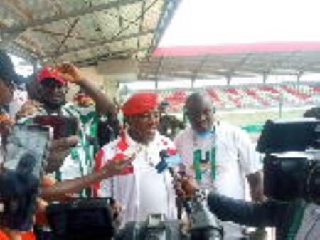 People with Selfish interest want to divide SWAN- Ex Sports Minister, Solomon Dalung