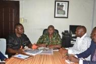 Army CO tasks Delta publishers on fight against vandalism, kidnapping