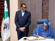 "Adesina labels Obasanjo ""special"" as the ex - President of Nigeria clocks 84"