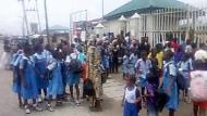 Parents evacuate children from schools in Delta over false alarm