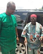 I came to broker peace, Okowa's father tells HOSTCOM