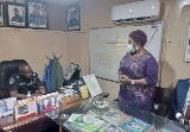 Peace Building: Warri South Ag Chair, Igbrude parleys Security Chiefs