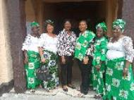 NCWS Pays Warri South Council new HPM, Igbrude courtesy call