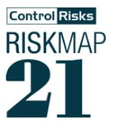 Control Risks announces the Top 5 Risks for Business in 2021