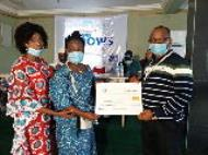 Matrix Energy Group empowers 67 widows with over 10 million naira